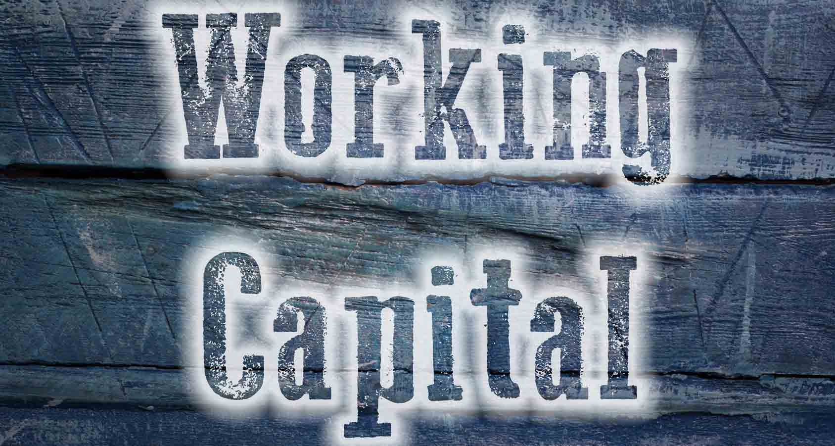 components of working capital